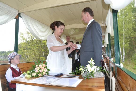 1. Eheschließung
