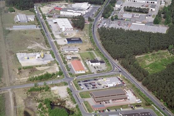 Weißwasser Industriegebiet Ost