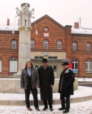 Besuch des Bürgermeisters aus Zary
