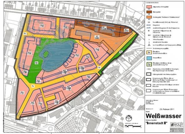 B-Plan Innenstadt II vom 29.02.2012