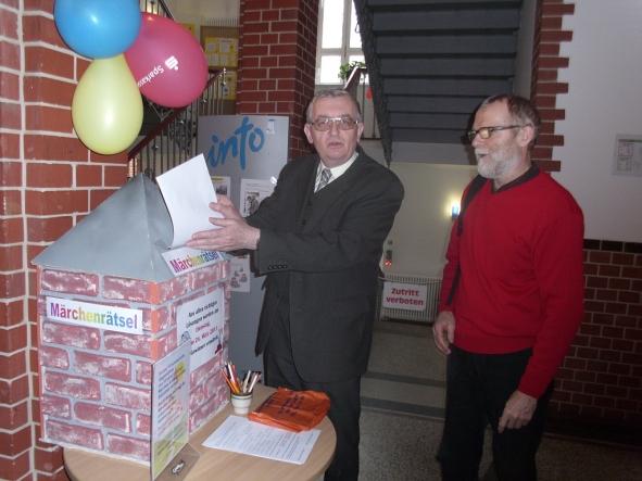 10 Jahre Stadtbibliothek
