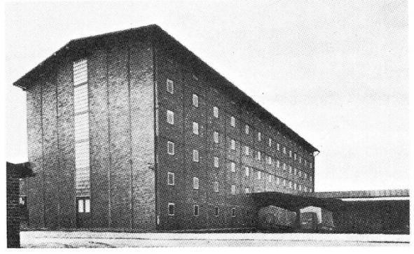Neufert-Bau 1936