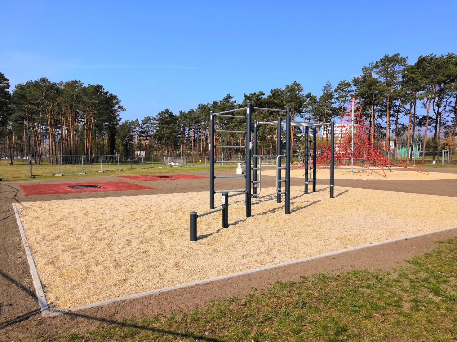 Multifunktionsfläche Sportpark