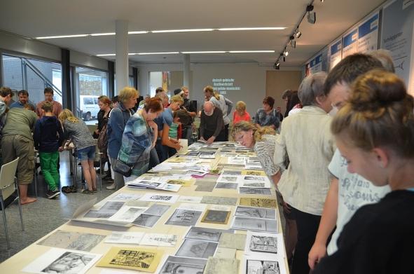Deutsch-Polnische Grafikwerkstatt 2013