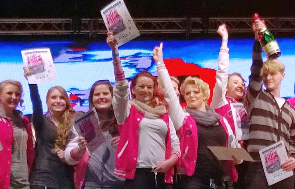 Erfolg für Weißwasseraner Tanzgruppen beim 15. DDP CUP