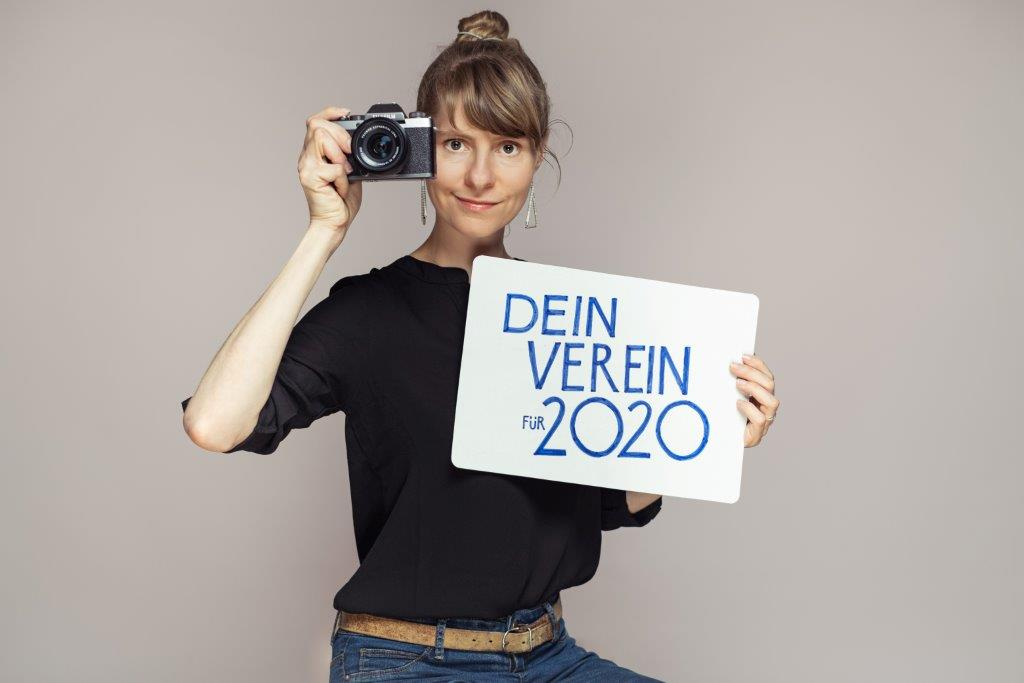 """Tine Schulz freut sich auf die kommenden Fotoshootings für die Kalenderaktion """"D"""